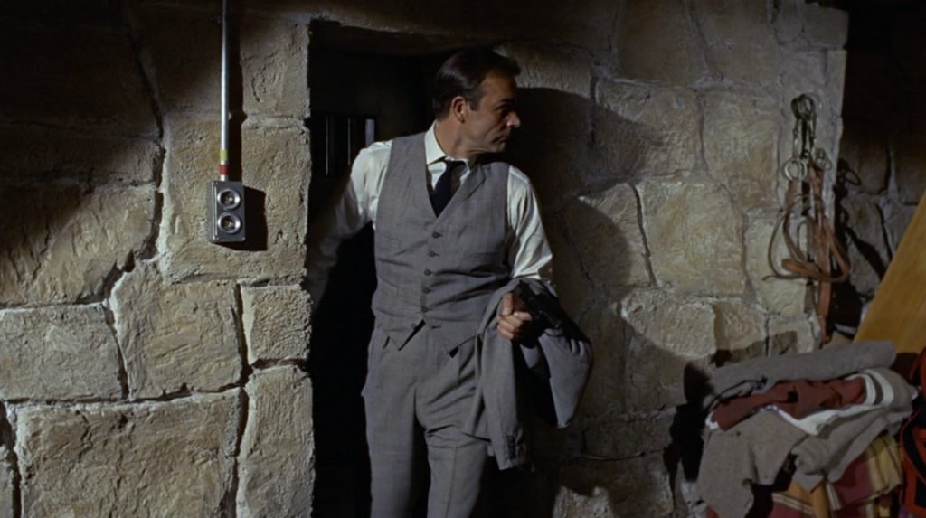 Goldfinger-Grey-Three-PIece-Suit-Waistcoat