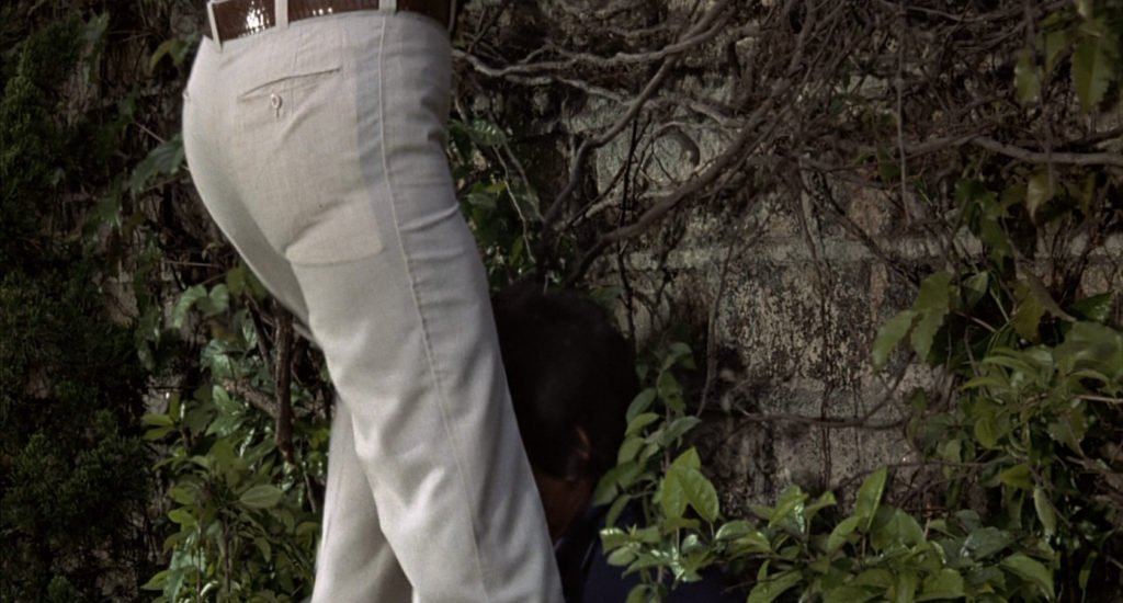 Cyril-Castle-Linen-Trousers-Rear