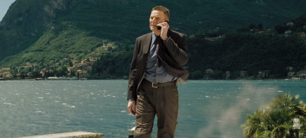 Mr. White in Casino Royale