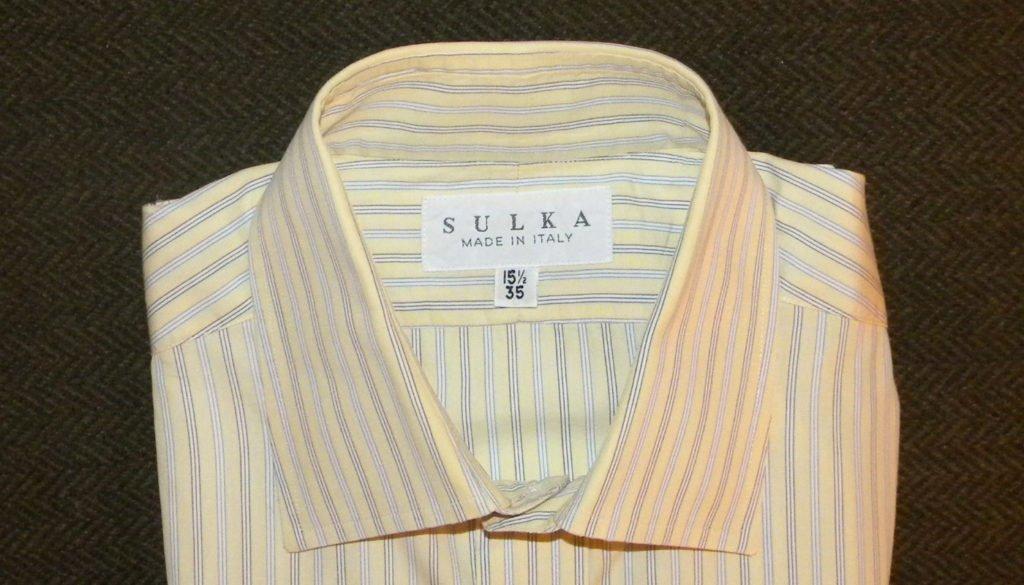 Sulka-Label