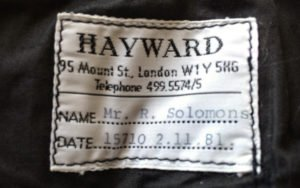 Douglas-Hayward-Suit-Label