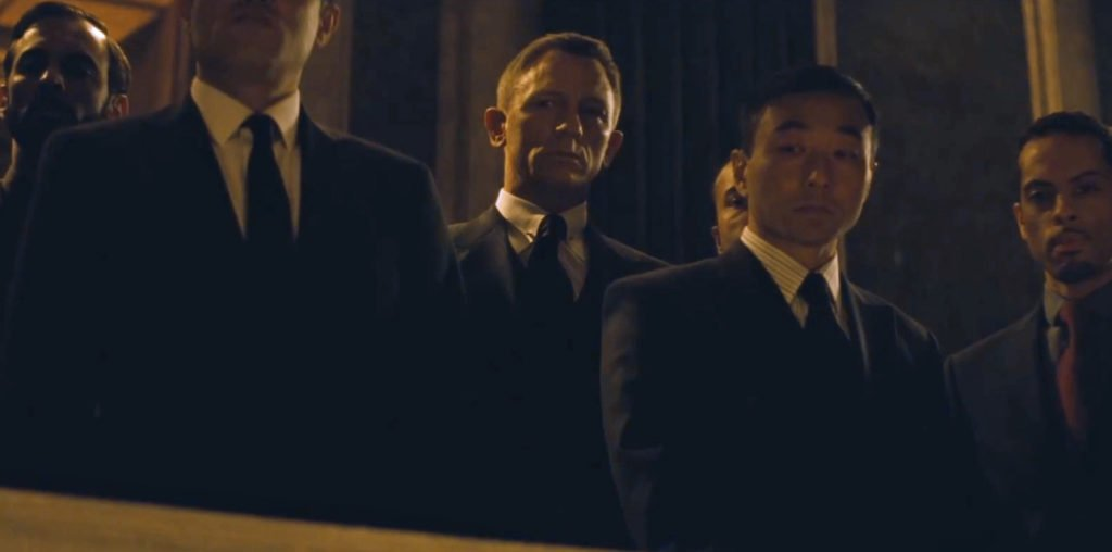 Spectre-trailer-black-three-piece-suit