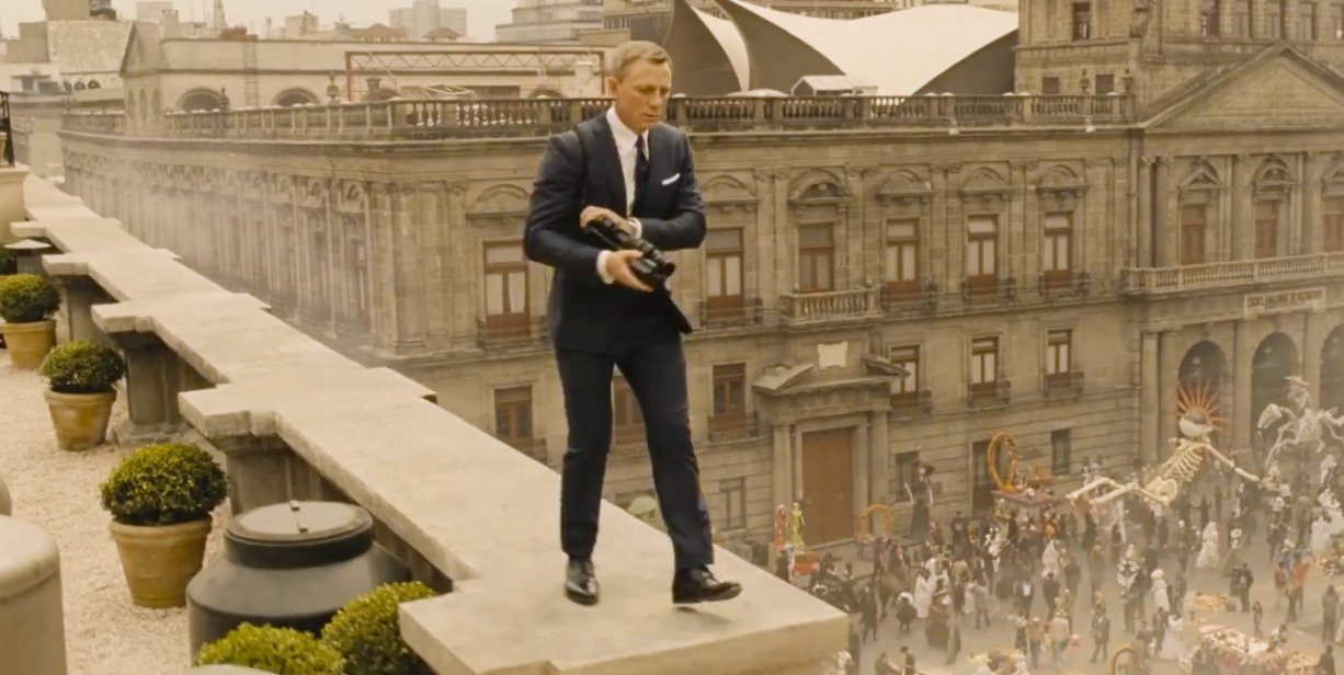 The Spectre Trailer: Tom Ford Suits and Coats – The Suits of James Bond