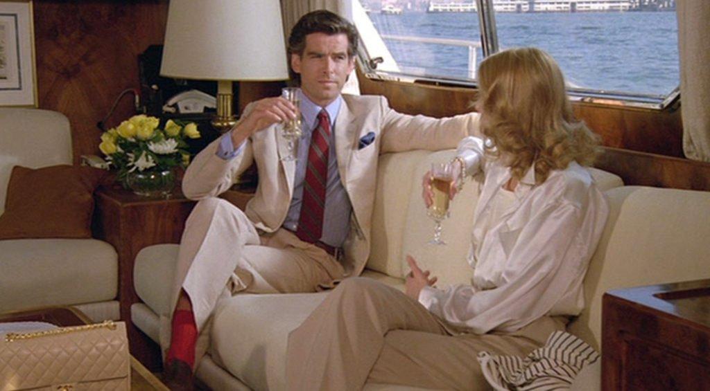 Noble-House-Pierce-Brosnan-Cream-Silk-Suit-2