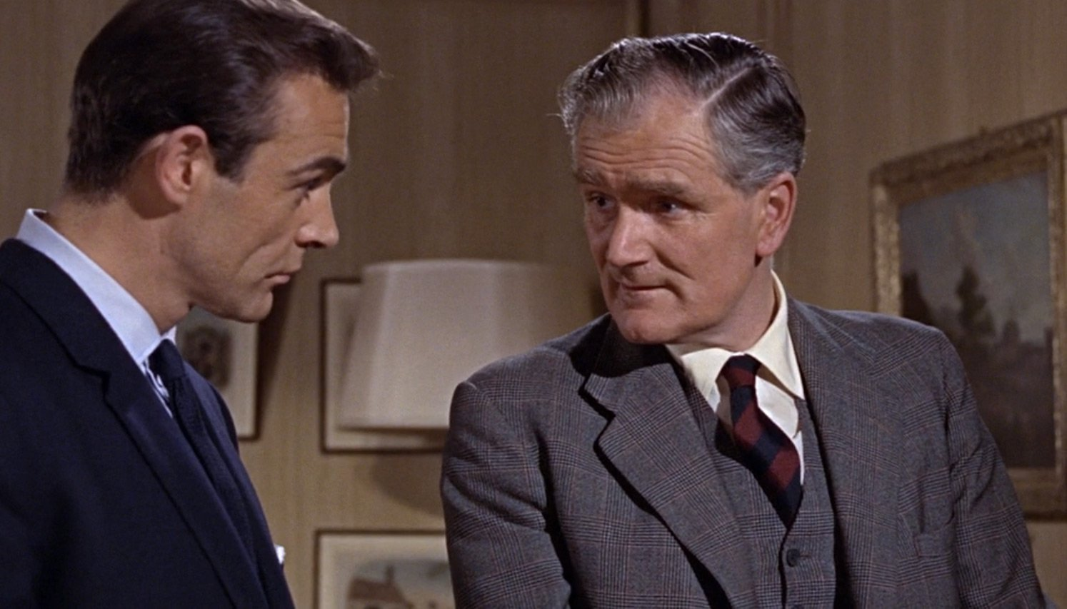 Image result for desmond llewelyn in goldfinger