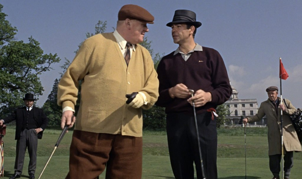 Goldfinger-Golf-Cardigan
