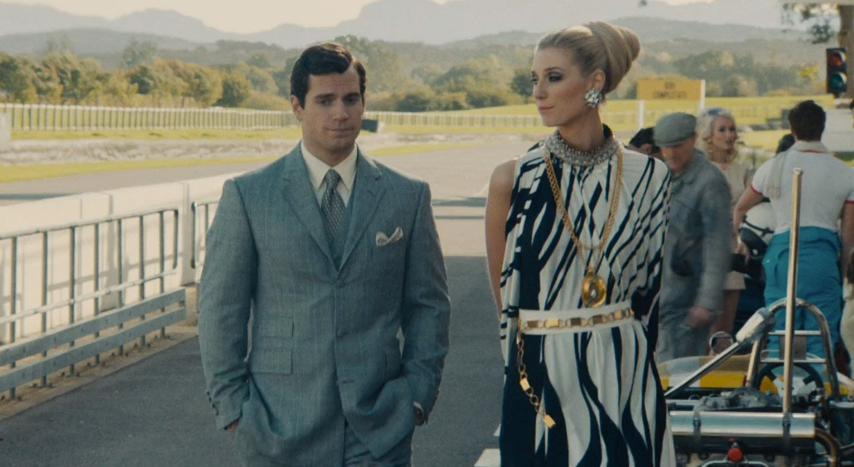 The Man from U.N.C.L.E. (2015): Glen Urquhart Check Suit ...