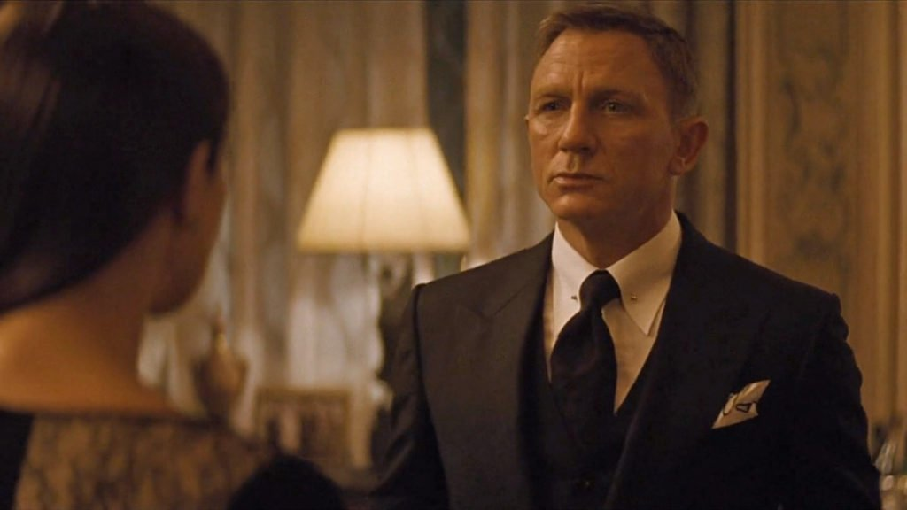 Spectre-Black-Herringbone-Three-Piece-Suit