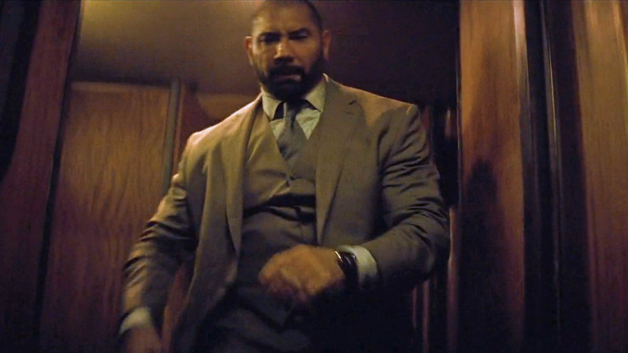 Mr Hinx S Brown Suit In Spectre The Suits Of James Bond