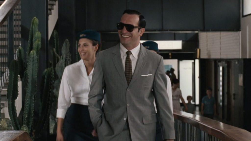 OSS-117-Cairo-Nest-of-Spies-Grey-Suit