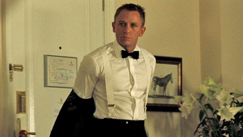 casino royale dinner jacket