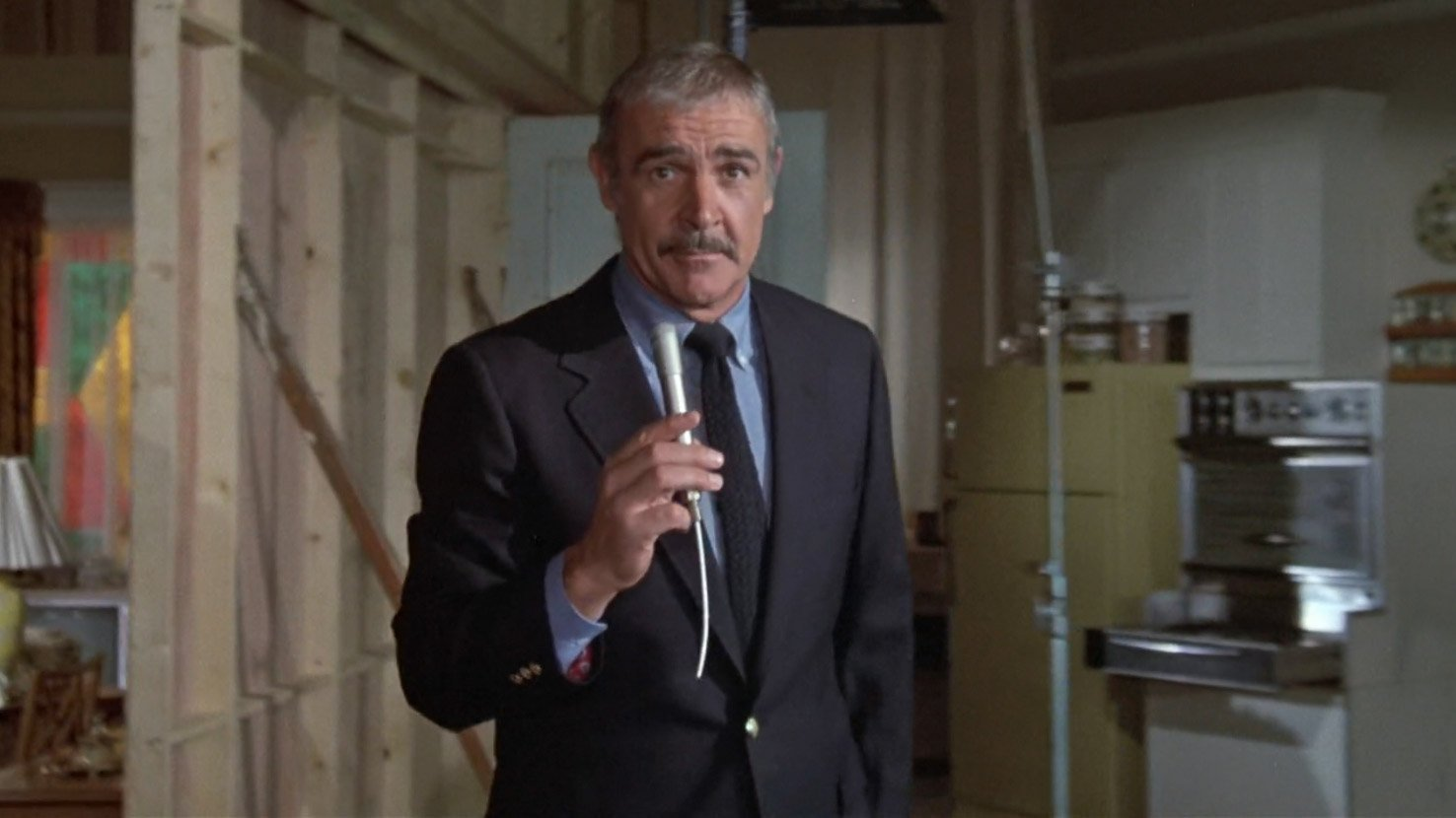 e612a985c93 Wrong Is Right  Sean Connery s American Navy Blazer – The Suits of ...