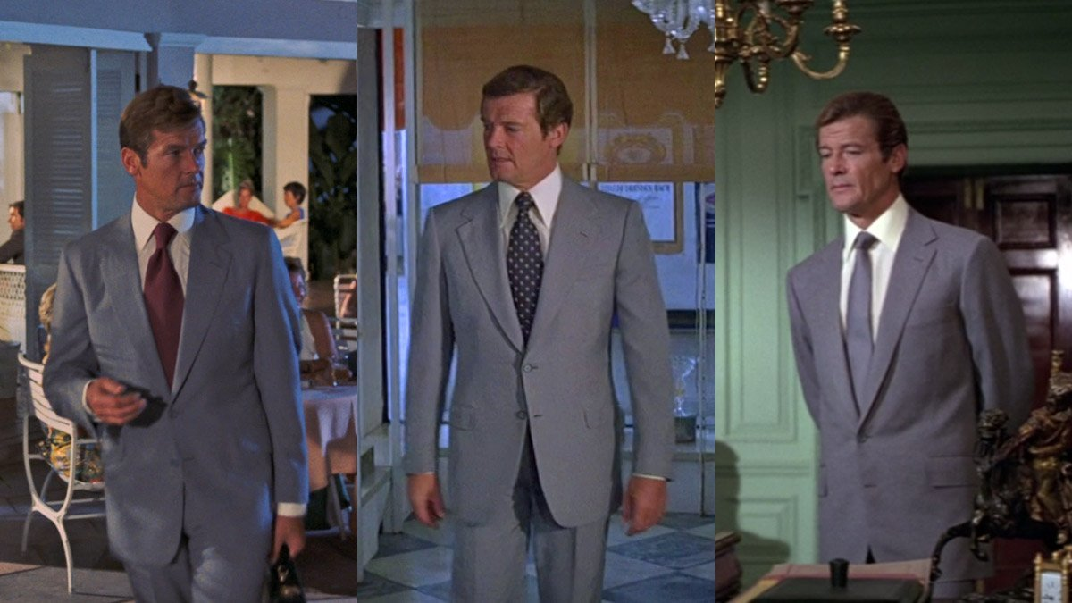 TV Times Roger Moore in The Persuaders Mens Vest
