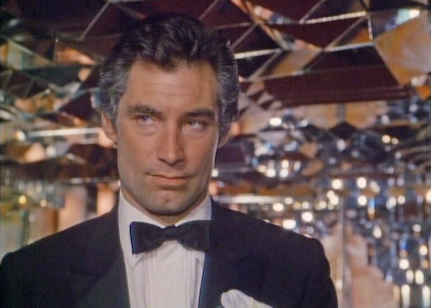 Sins: Timothy Dalton in Black and White Dinner Jackets ...