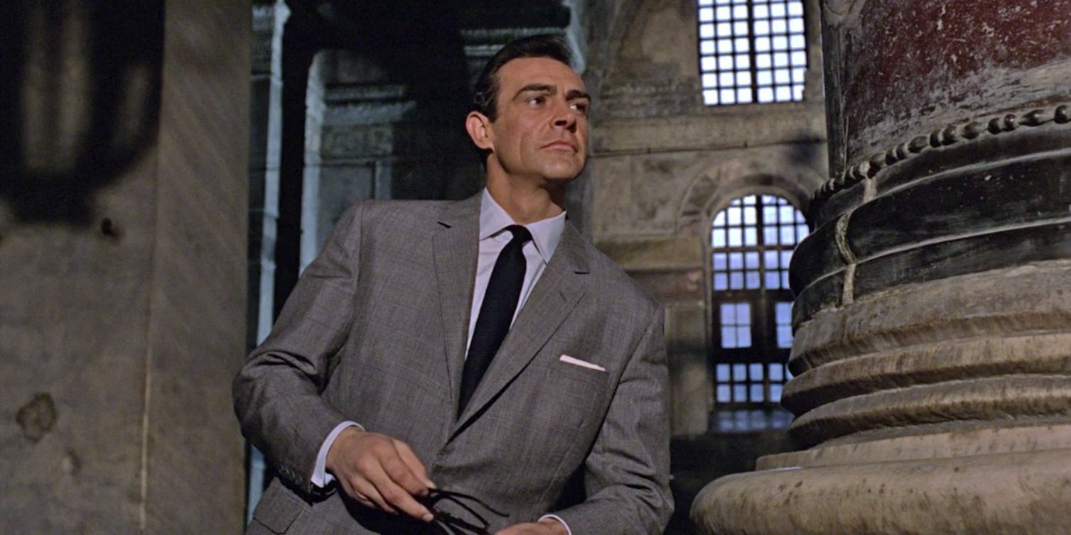 How I Would Dress James Bond The Suits Of James Bond