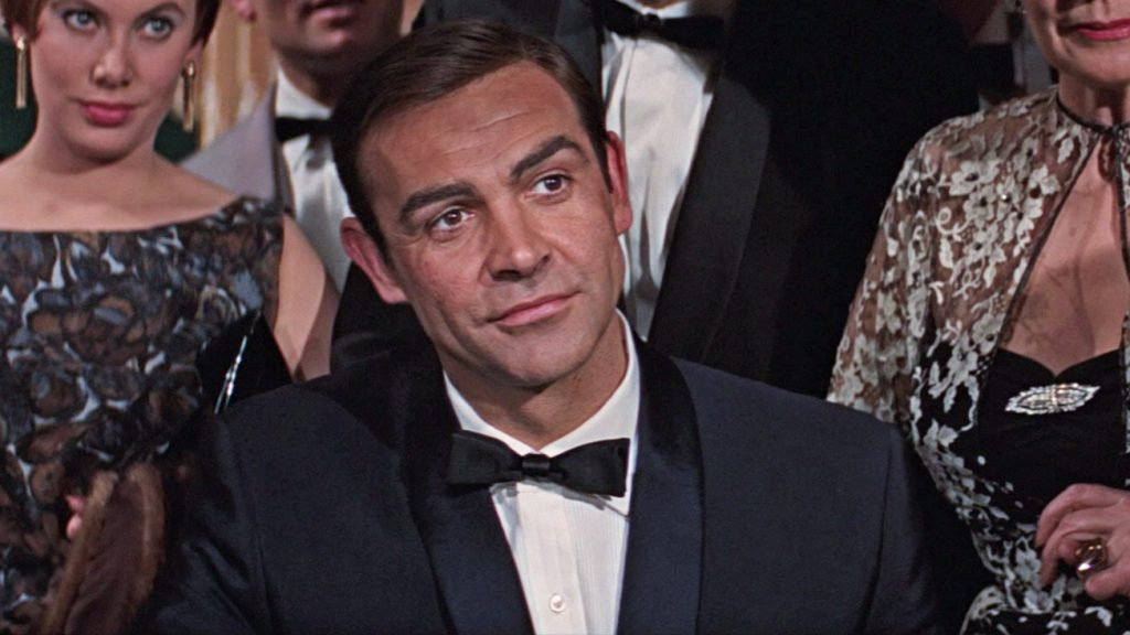 SEAN CONNERY'S MOHAIR-BLEND SUIT IN THUNDERBALL