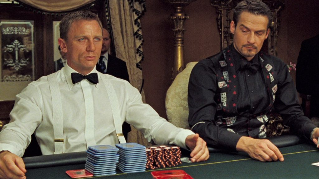james bond clothes in casino royale