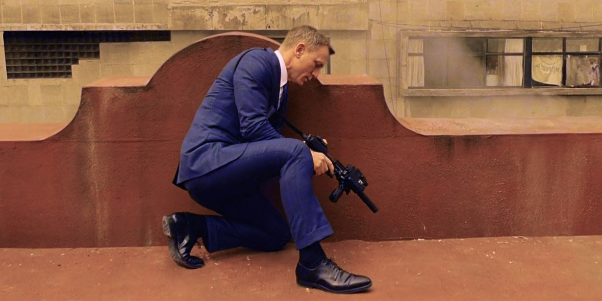 Dainite Studded Rubber Soles The Suits Of James Bond