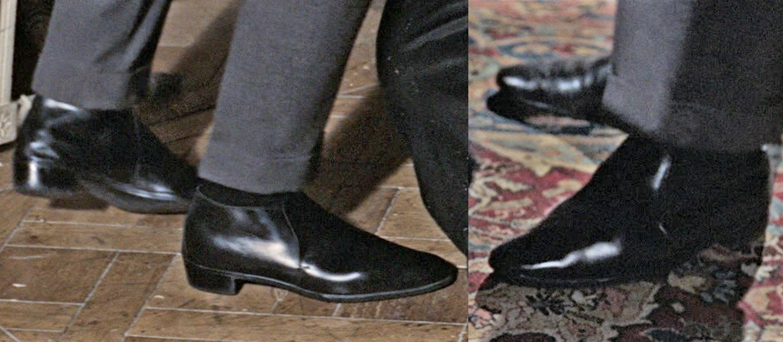 The Ankle Boot The Suits Of James Bond