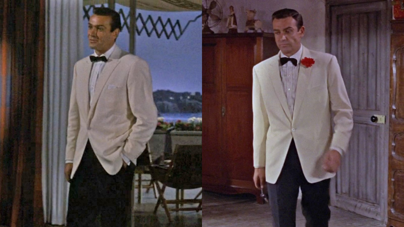 Sean Connery S Suits In Woman Of Straw Vs Goldfinger Bond Suits