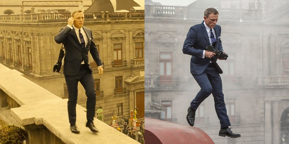63ae8655 The Reality of Bond's Clothing Colours – The Suits of James Bond