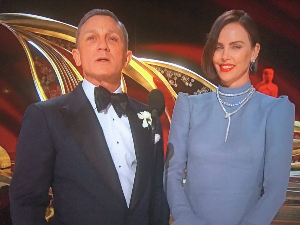 Daniel Craig at the 2019 Oscars